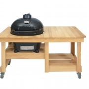 PRIMO OVAL LG - CYPRESS COUNTER TOP TABLE